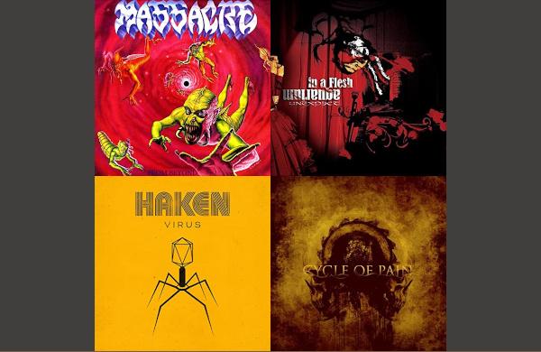 AUDIOPHILE METAL ALBUMS Pt.1