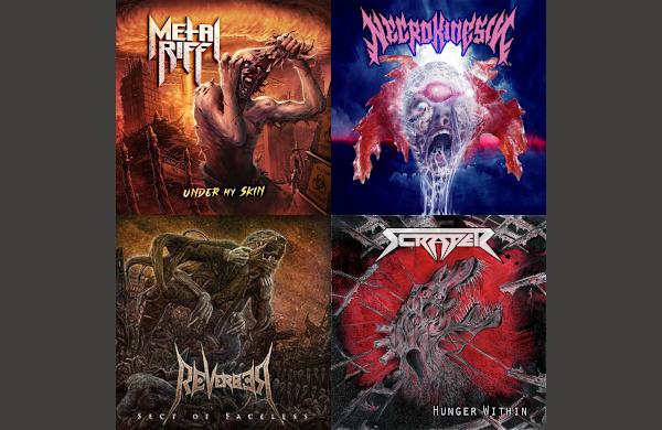 AUDIOPHILE THRASH METAL ALBUMS