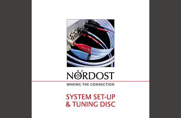 NORDOST SYSTEM SET-UP & TUNING DISC