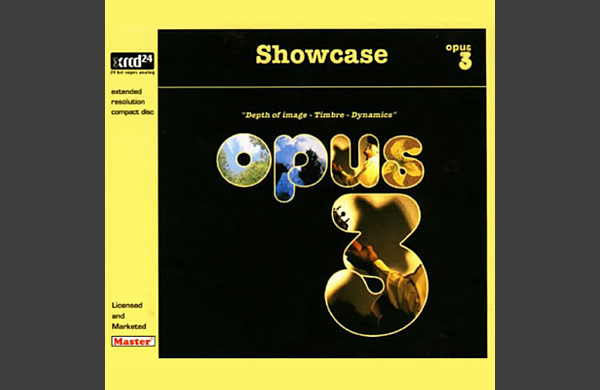 OPUS 3 SHOWCASE
