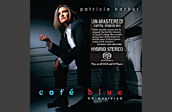 BARBER: Café Blue Un-Mastered