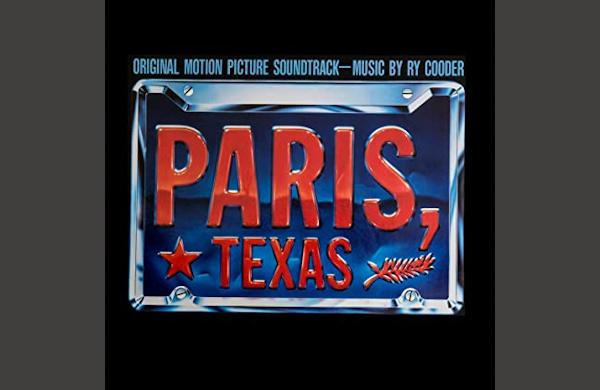 RY COODER: PARIS, TEXAS