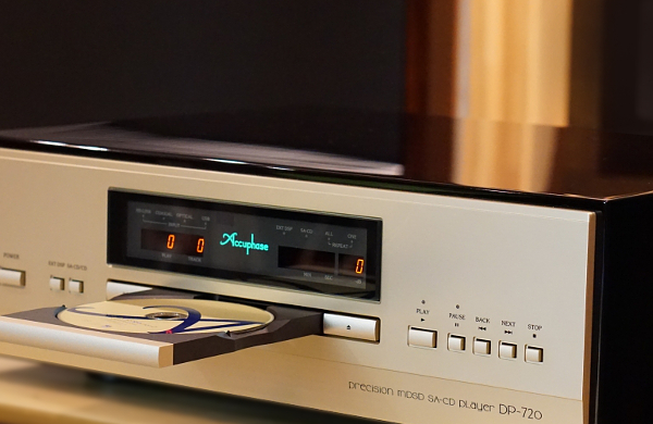 ACCUPHASE DP-720 SACD