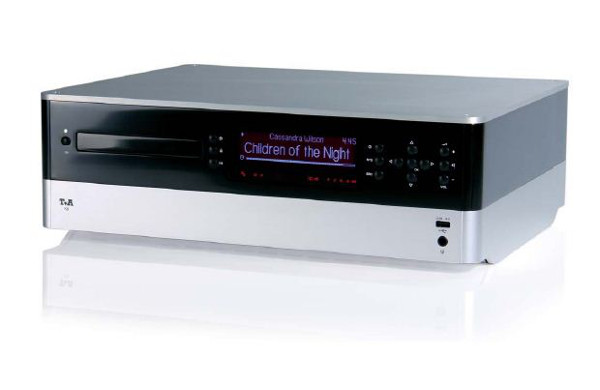 T+A K8 BluRay HD Receiver