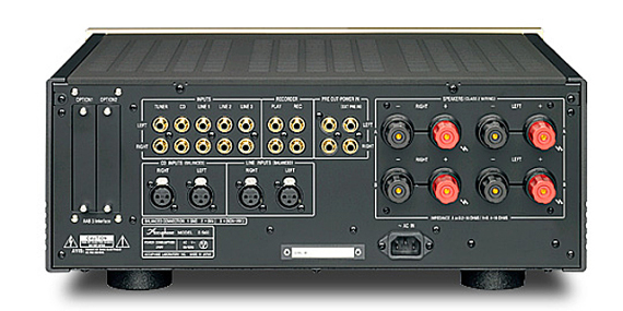 ACCUPHASE E-560
